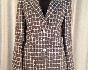 Louis Féraud - Plaid jacket