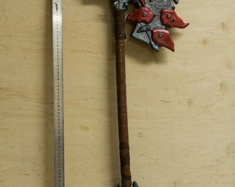Orc's axe (warhammer)