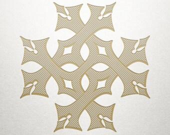 Fancy Monogram Design - HH - Fancy Monogram - Digital