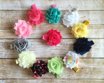 U PICK Hair Clips/Hair Clip Set/Toddler Hair Clips/Baby Hair Clips/Baby Girl Hair Clips/Flower Hair Clip/Girls Hair Clip/Infant Hair Clip