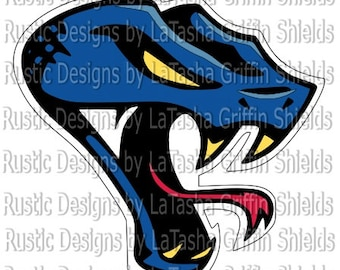 Snake SVG and DXF