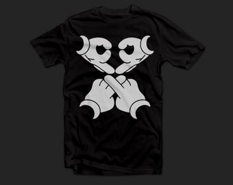 OVOXO Hands Drake T-Shirt
