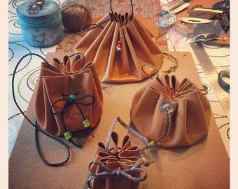 Grants leather