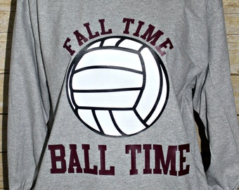 Fall Time, Ball Time Shirt