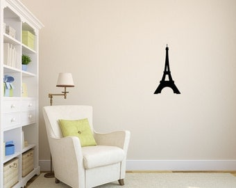 Eiffel Tower Vinyl Decal
