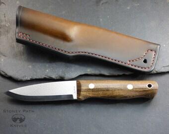 Bushcraft Knife/ Survival Knife/ Handmade/ Camping Knife/ Hunting