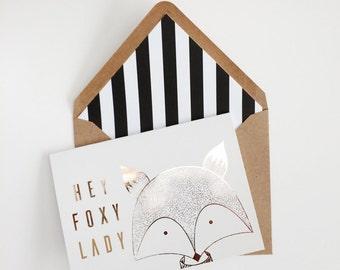 Hey Foxy Lady
