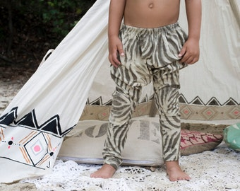 Theo Drop Crotch Pants size 2