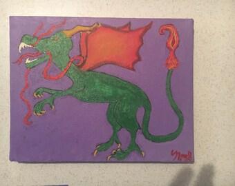 Dragon fantasy