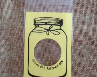 self adhesive bags for gift