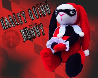 Harley Quinn Bunny