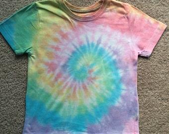 TIE DYE boy's t-shirt