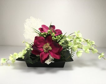 Silk Flower Arrangment