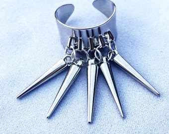 Spiked Ring