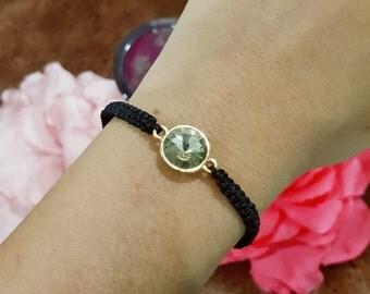 Lucky Jewel Bracelet (Circle)