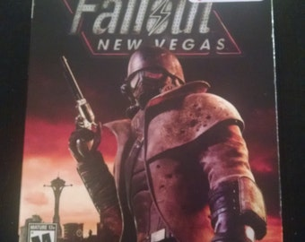 Fallout:New Vegas XBox 360 CIB untested