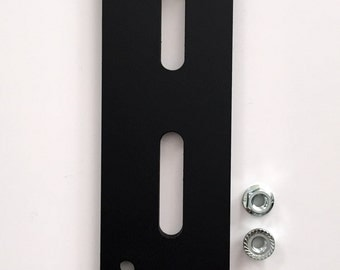 Ford Focus ST & RS Gas Pedal Lift Spacer - improve comfort and heel-toe shifting
