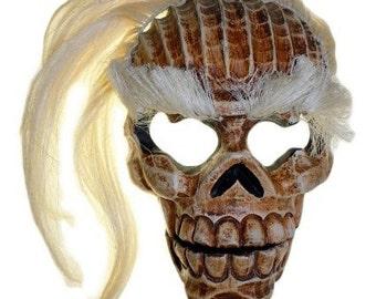 Bali Tribal Death Mask - Male