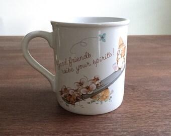 Vintage Hallmark Mug