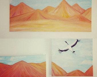 Simplicity of the Desert (3 Part Set)