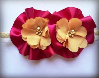 Premium Handmade Headbands for Babies