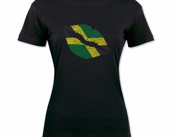 Jamaican Kiss Bling