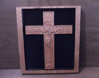 RELIGIOUS WOOD CARVINGS-