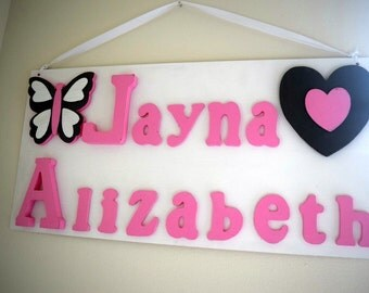 Bedroom Name Plate