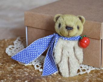 Teddy pocket bear