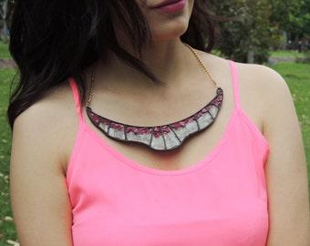 Necklace Magenta