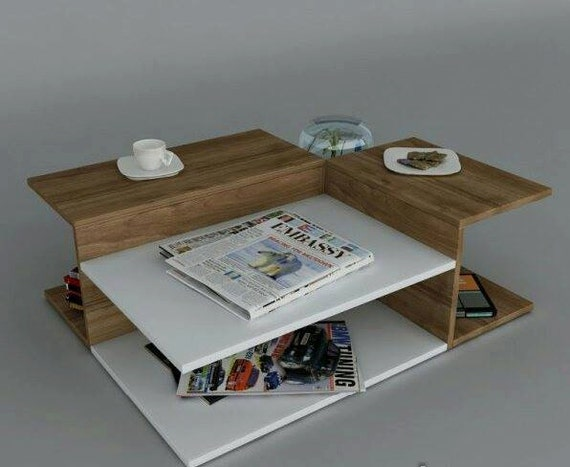 Multifunctional Table Coffee Table Handmade Table Furniture