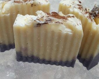 Turmeric handmade cold process soap