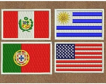 Flags patch 2 x 1. Patch flags 2 x 1. You get 1 FREE