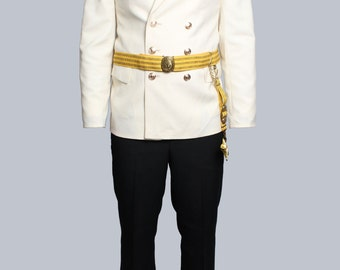 Russian Navy Fleet White Parade uniform, Soviet Naval suit