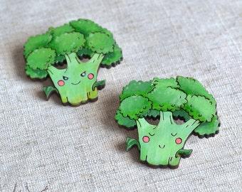 Broccoli badge