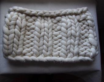 BigBaa Jumbo Knit Cowl Large