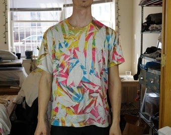 Marbled Fragment T - 100% Recycled
