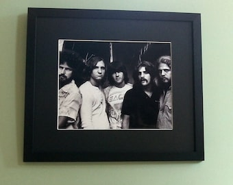The Eagles framed 8' x 10' photo