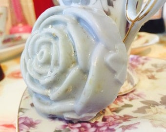 Lavender and goats milk  soap