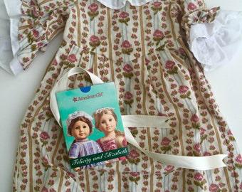 American Girl Original Felicities Rose Garden Dress
