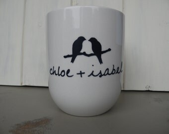 Chloe and Isabel Mug