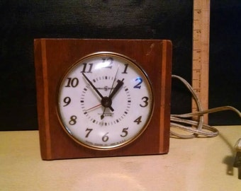 General Electric Clock Alarm