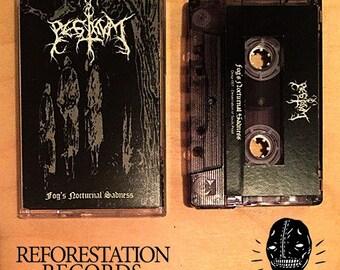 "PESTICUM ""Fog's Nocturnal Sadness"""
