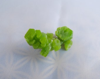 Electric Green Pyromorphite!