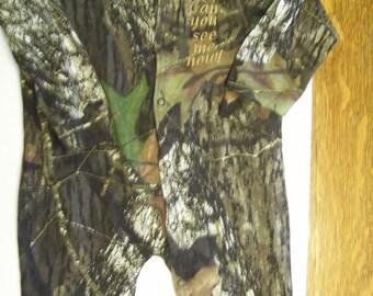 Mossy Oak Creeper/Pj's    camouflage