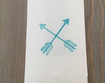 Arrow Favor + Treat Bags
