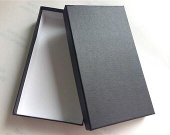 Gift boxes Wallet box Belt boxes, kraft paper belt boxes 5pcs  21*12*3.8cm