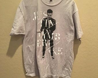 Justin Timberlake - 20/20 World Tour shirt