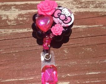 Pink&Black *Defective * Hello Kitty