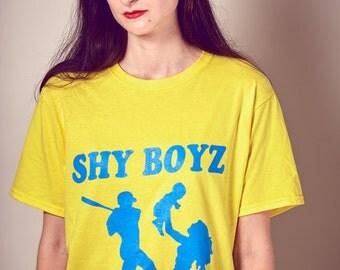 Shy Boyz Baseball T-Shirt